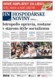 Hospodárske noviny 25.06.2018