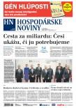 Hospodárske noviny 1.3.2019