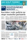 Hospodárske noviny 11.04.2018