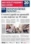 Hospodárske noviny 09.07.2019