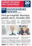 Hospodárske noviny 12.03.2019