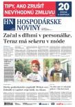 Hospodárske noviny 08.08.2019
