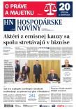 Hospodárske noviny 13.12.2018