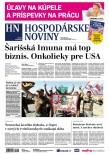 Hospodárske noviny 18.10.2017
