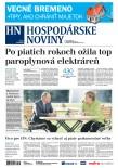 Hospodárske noviny 20.8.2018