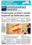 Hospodárske noviny 21.08.2017