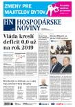 Hospodárske noviny 21.11.2018