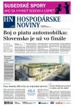 Hospodárske noviny 23.04.2018