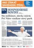 Hospodárske noviny 10.07.2019