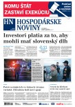 Hospodárske noviny 05.08.2019