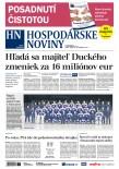 Hospodárske noviny 11.05.2018