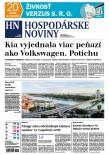 Hospodárske noviny 27.06.2017