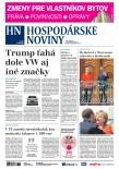 Hospodárske noviny 20.06.2018
