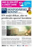 Hospodárske noviny 25.03.2019
