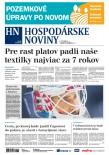 Hospodárske noviny 13.05.2019