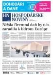Hospodárske noviny 04.03.2019