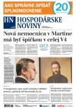Hospodárske noviny 16.10.2018