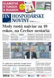 Hospodárske noviny 08.06.2018