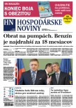 Hospodárske noviny 13.1.2017