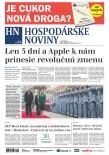 Hospodárske noviny 21.06.2019