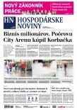 Hospodárske noviny 04.06.2018