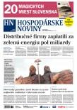 Hospodárske noviny 06.07.2018