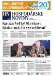 Hospodárske noviny 12.10.2017