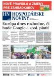 Hospodárske noviny 12.09.2018
