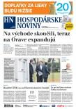 Hospodárske noviny 16.11.2017