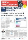 Hospodárske noviny 09.11.2018