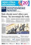 Hospodárske noviny 11.10.2018