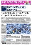 Hospodárske noviny 26.07.2017