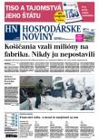 Hospodárske noviny 21.04.2017