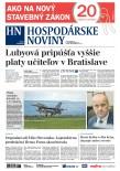 Hospodárske noviny 12.7.2018