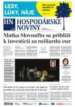 Hospodárske noviny 19.11.2018