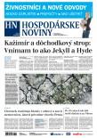 Hospodárske noviny 14.05.2018