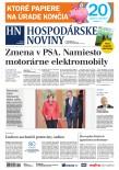 Hospodárske noviny 21.11.2017