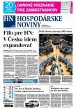Hospodárske noviny 9.3.2017