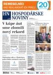 Hospodárske noviny 20.09.2018