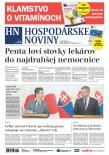 Hospodárske noviny 26.04.2019
