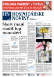 Hospodárske noviny 21.05.2018