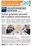 Hospodárske noviny 16.01.2018