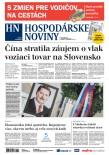 Hospodárske noviny 09.04.2018