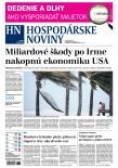 Hospodárske noviny 11.09.2017