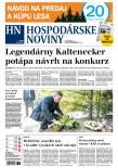 Hospodárske noviny 22.08.2017