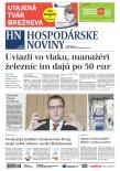 Hospodárske noviny 19.10.2018