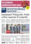 Hospodárske noviny 12.10.2018