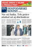 Hospodárske noviny 03.10.2018