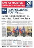 Hospodárske noviny 22.08.2019