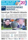Hospodárske noviny 12.06.2018